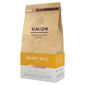 Union Hand-Roasted Coffee Bright Note Blend