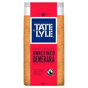 Tate & Lyle Fairtrade Demerara Sugar