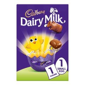 Cadbury Dairy Milk Chocolate Easter Egg