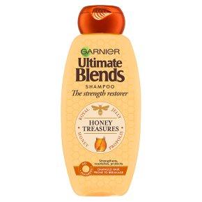 Ultimate Blends Strength Shampoo