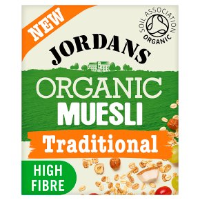 Jordans Muesli Traditional