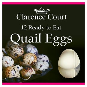 Clarence Court British Ready to Eat Quail Eggs