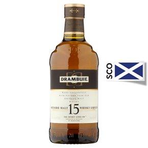Drambuie 15 year old Malt Whisky Liqueur Speyside