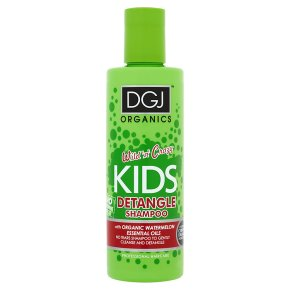 DGJ Kids Detangle Shampoo