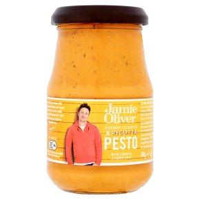 Jamie Oliver Cherry Tomato & Ricotta Pesto