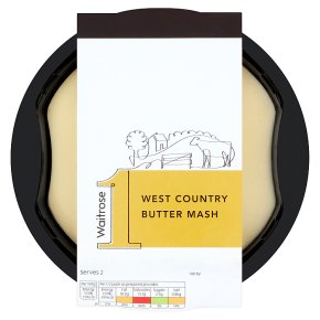 Waitrose 1 West Country Butter Mash