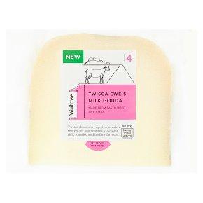 Waitrose 1 Twisca Ewe's Milk Gouda