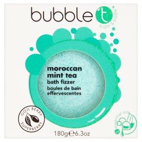 Bubble T Mint Tea Bath Fizzer