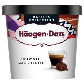 Häagen-Dazs Brownie Macchiato