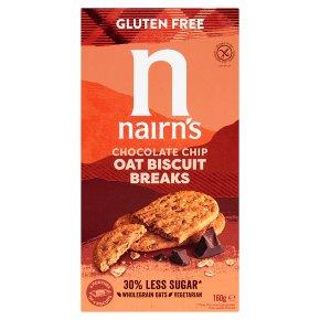 Nairn's Chocolate Chip Biscuit Breaks