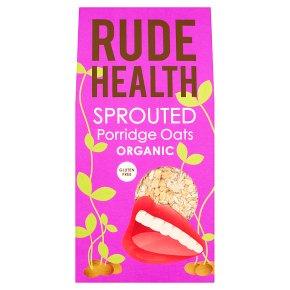 Rude Health Sprouted Porridge Oats