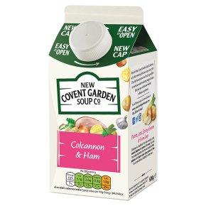 New Covent Garden Colcannon & Ham Soup