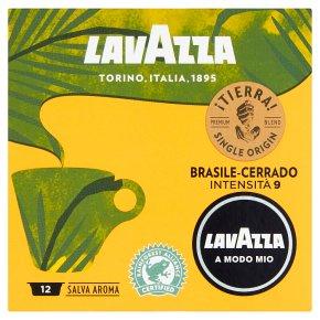 Lavazza A Modo Mio Tierra Brasile Coffee Capsules x12