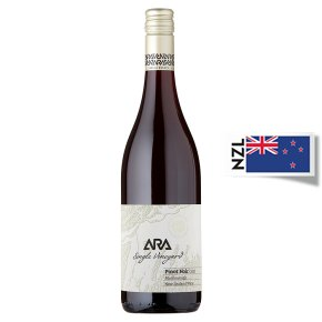 Ara Single Vineyard, Pinot Noir, New Zealand, Red Wine