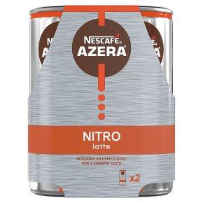 Nescafé Azera Nitro Latte