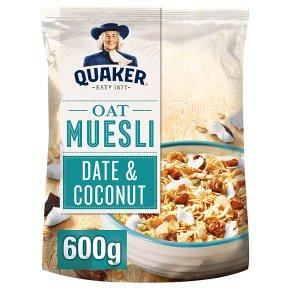 Quaker Oat Muesli Date & Coconut