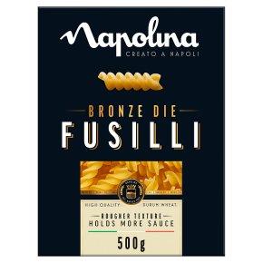 Napolina fusilli bronze die pasta