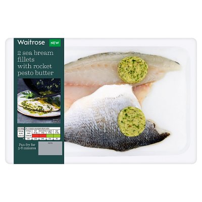Chilled Fish & Seafood - Waitrose & Partners