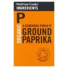 Waitrose Cooks' Ingredients organic ground paprika - 42g