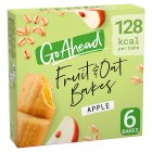 Go ahead! fruit bakes apple - 6x35g