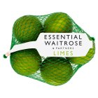 essential Waitrose limes - 5s