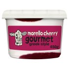 The Collective Morello Cherry Gourmet Live Yoghurt - 450g