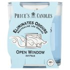 Price's open window scented candle - each