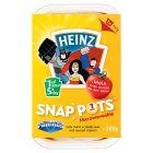 Heinz DC Super Friends Snap Pots - 2x190g