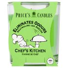 Price's chef's scented candle - each