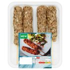 Waitrose 4 Lemongrass, Chilli & Lime Pork Kebabs - 280g