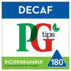 PG Tips The Tasty Decaf 180s - 522g