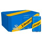 Schweppes lemonade multipack cans - 12x150ml