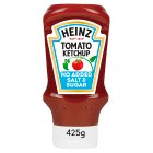 Heinz No Added Sugar Tomato Kertchup - 425g